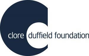 Clore Duffield Foundation logo