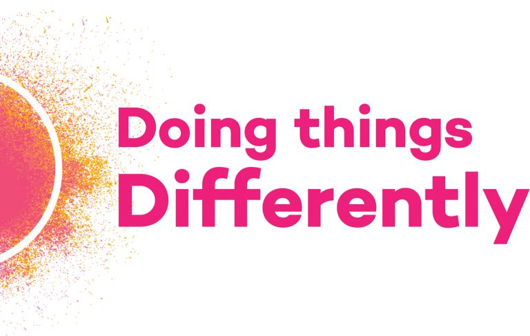 Doing Things Differently logo