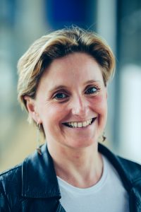 Claire Hodgson, Joint-Artistic Director of Diverse City