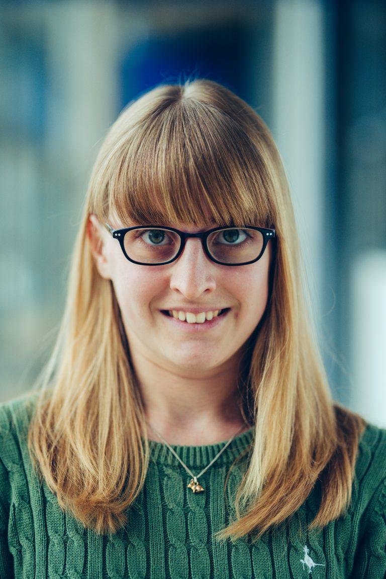 Freya Garner, EBYA member