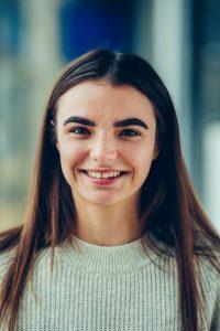 Rebecca Gear, EBYA member